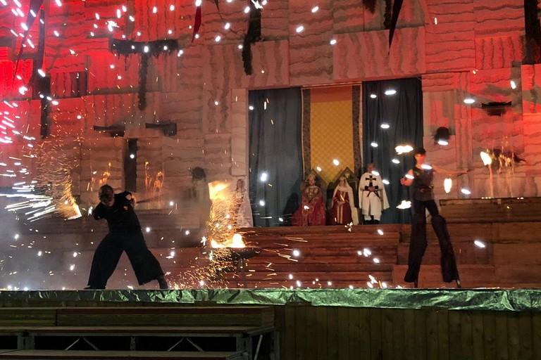 Festa medievale Federicus