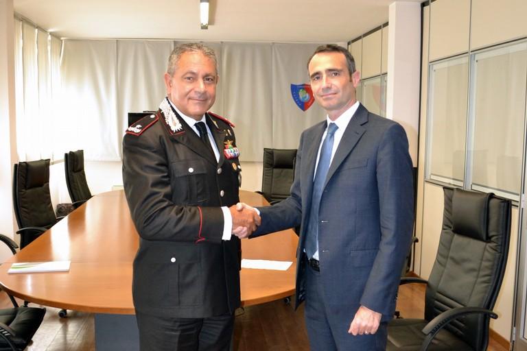 protocollo carabinieri - sogin