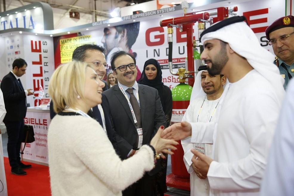 Gielle a Dubai
