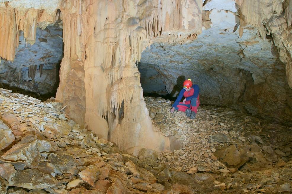 Uomo di Lamalunga grotta