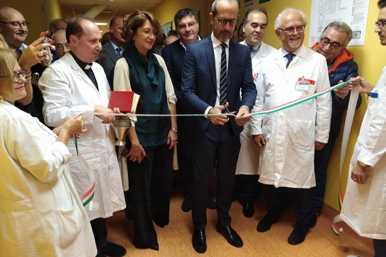 """Ospedale """"Perinei"""", inaugurata l'unità di medicina trasfusionale"""