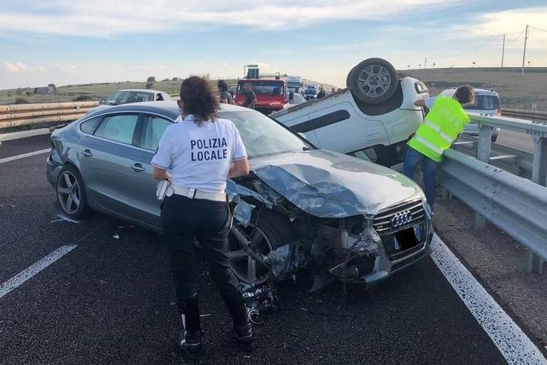 incidente strada statale 96 del 10 settembre 2018