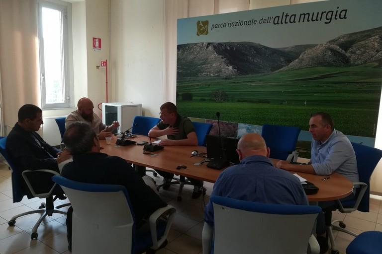 Incontro tra Coldiretti e Presidente del Parco dell'Alta Murgia