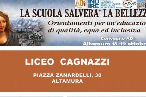 Iniziativa liceo Cagnazzi