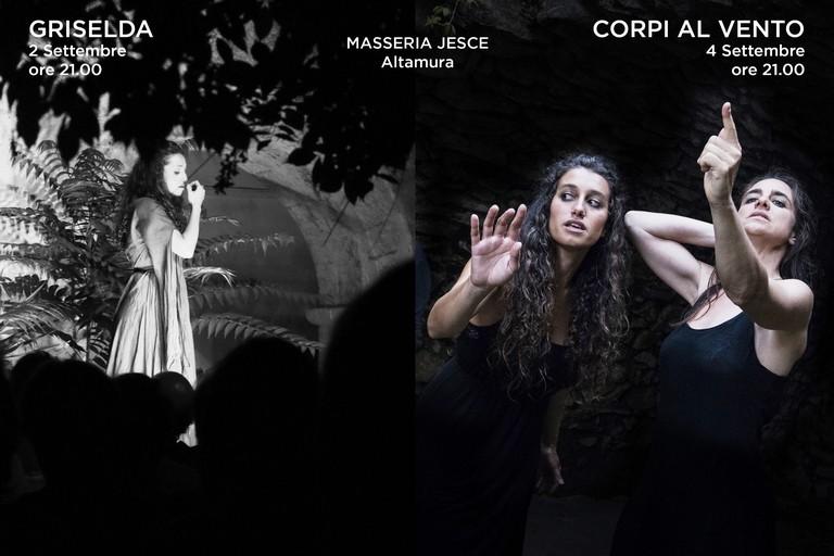 Teatro in Masseria Jesce