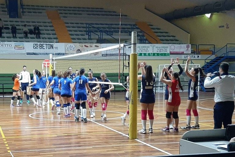Leonessa volley Vs Damiano Spina Oria