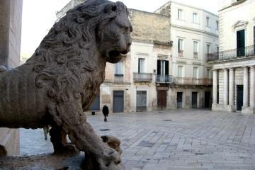 leone cattedrale
