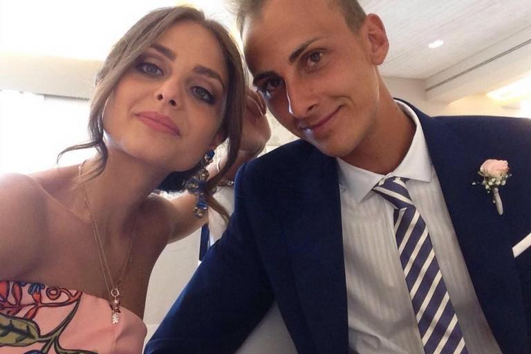 Mara Notario e Marco Massaro, i fidanzati morti nell'incidente