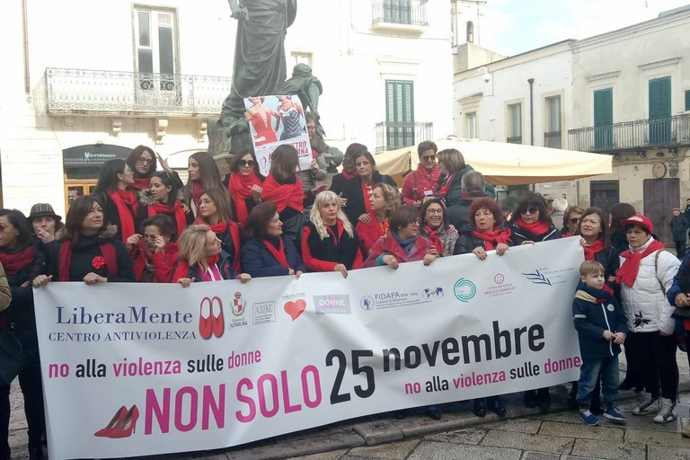 Marcia donne contro la violenza