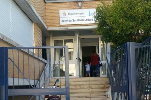 Centro vaccini della Asl