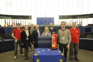 Video Gielle Parlamento Europeo