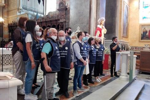 Volontari per la Cattedrale