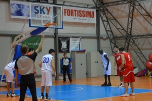 Angiulli Bari - Libertas Basket Altamura