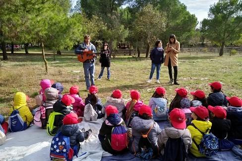 Progetto ambientale con i bambini