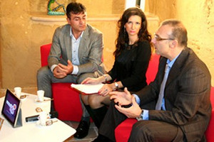 Un caffè con…  Tosto e Giordano