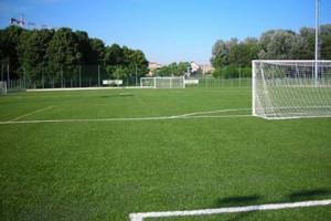 calcio campo sportivo