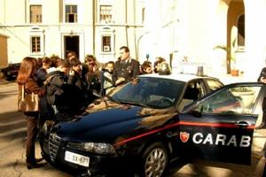 carabinieri a scuola