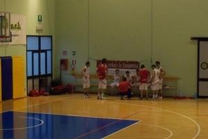 Basket Ceglie - Libertas Altamura