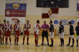 Città di Altamura C5 - Sporting Bari C5