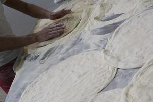 produzione base pizza