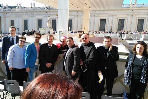 viaggio diocesi a roma