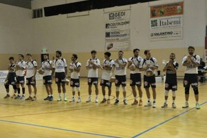 Domar Volley Altamura - Volleyball Aversa