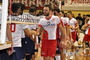 Domar Volley - Filanto Casarano