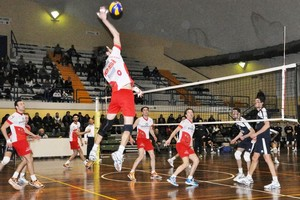 Domar Volley Altamura - Pallavolo Martina