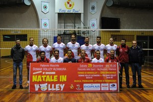 Domar Volley - Natale in Volley