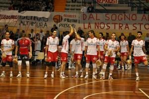 Domar Volley - Nicodemo Lauia