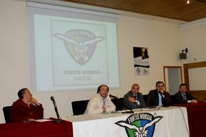 Conferenza stampa Fortis Murgia