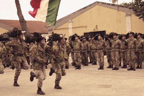 7° Reggimento dei Bersaglieri ad Altamura