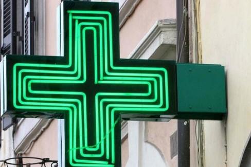insegna farmacia
