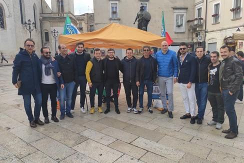 La sezione locale di Fratelli d'Italia