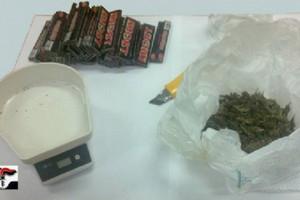sequestro droga Altamura
