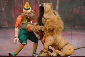 laboratorio circo