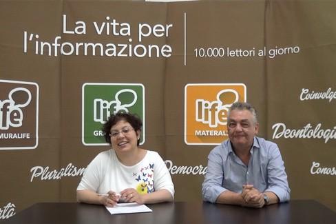 Intervista al consigliere Antonello Laterza