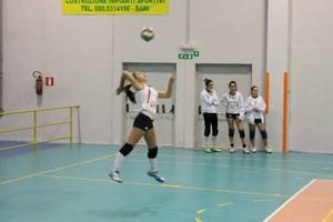 Leonessa Volley - Volley Barletta (Foto Domenico Olivieri)