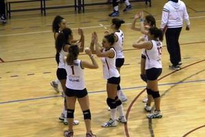 Leonessa Volley Altamura - Tennet's Gill