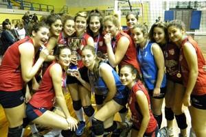 Leonessa Volley Under 16 Campione provinciale