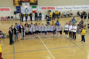Leonessa Volley finali nazionali Under 14