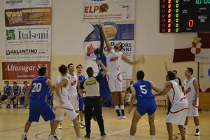 Libertas Basket Altamura - Angiulli Bari