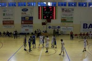 Libertas Altamura - Basket Ceglie