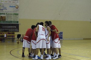 Libertas Basket Altamura - Cestistica Bari