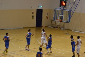 Libertas Basket Altamura - Action Now Monopoli