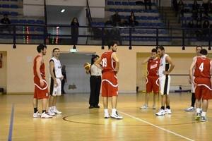 Cobar Libertas Altamura - Basket Club Apricena