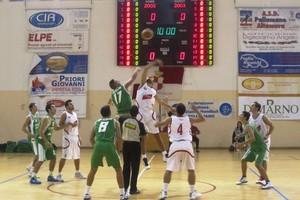 Libertas Basket Altamura - Nuova Alius San Severo
