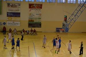 Libertas Basket - Angiulli Bari