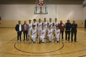 Libertas Basket Altamura - Olimpia Bisceglie