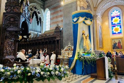 Madonna del Buoncammino - (Foto associazione - comitato feste)